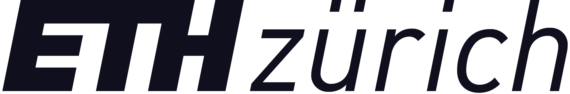 ETH Zurich corporate logo