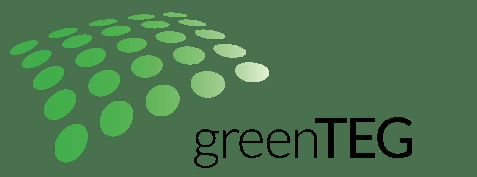 green TEG corporate logo